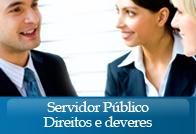 SERVIDOR PÚBLICO DE ESTADO DO TOCANTINS: DIREITOS E DEVERES